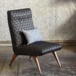 tapissier Paris, artisan, fauteuil vintage, lelièvre
